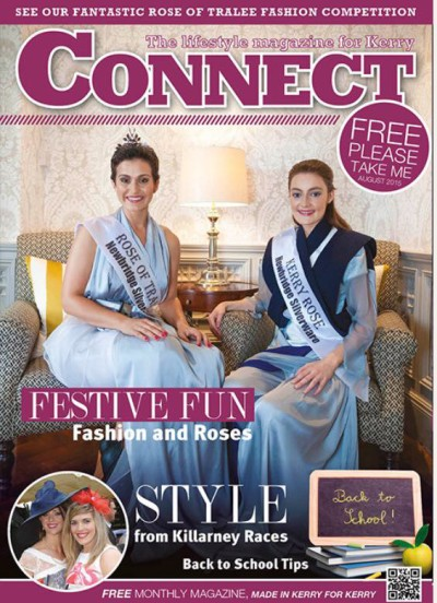 Front page feature Rose of Tralee