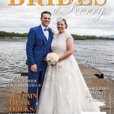 Front page feature brides of kerry