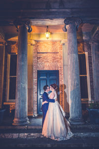 Tara Donoghue Photography, Kilshane House bride and groom
