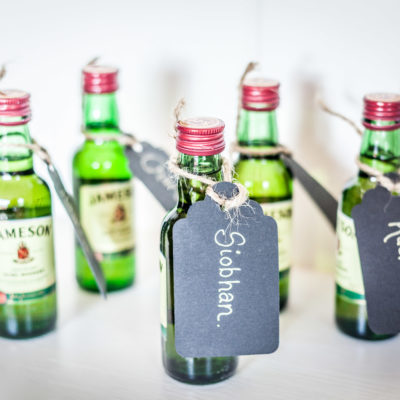 Whisky favours