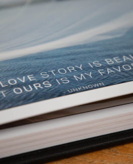 All things wedding albums…
